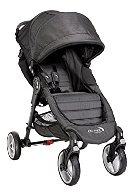 Baby Jogger City Mini 4 - Silla de paseo, color Denim